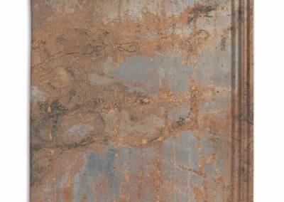 BERMUDA Flat tile OXIDO
