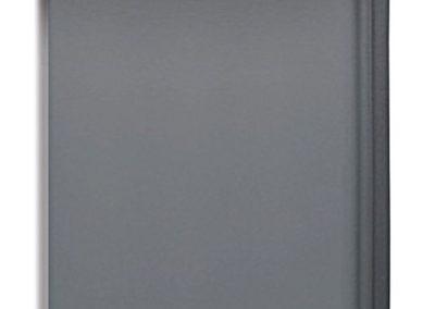 BERMUDA Flat tile – SLATE GREY